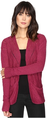 Roxy Waiting on You Cardigan $49.50 thestylecure.com