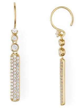 Nadri Aura Pavé Drop Earrings