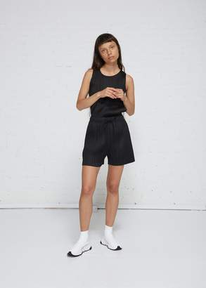 Pleats Please Issey Miyake Drawstring Shorts