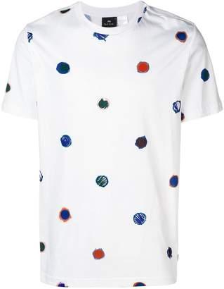 Paul Smith Scribble Dot T-shirt