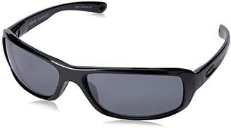 Revo Re 4064x Camber Soft Polarized Rectangular Sunglasses