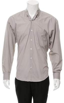 Steven Alan Point Collar Button-Up Shirt