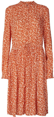 Lollys Laundry - Sienna Orange Dress - Small