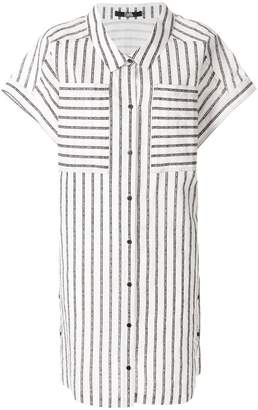 Karl Lagerfeld Captain shirt dress