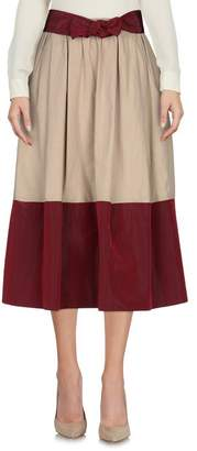 Tome 7分丈スカート