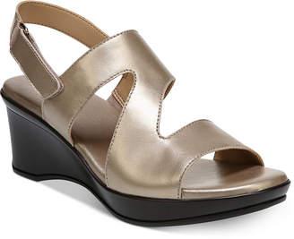 Naturalizer Valerie Wedge Sandals Women Shoes