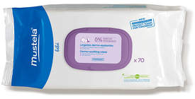 Mustela Dermo-Soothing Wipes - Fragrance Free