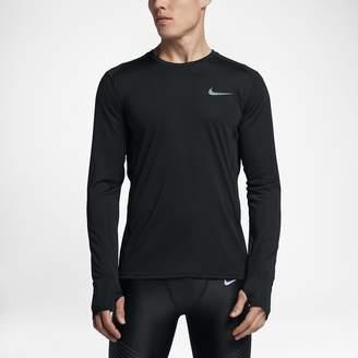 Nike Miler Men's Long Sleeve Running Top