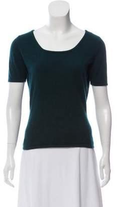 TSE Short Sleeve Knit Top