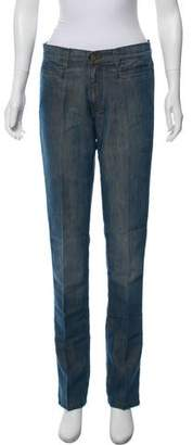MiH Jeans Cropped Skinny Jeans
