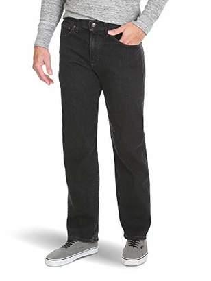 Wrangler Authentics Men's Big & Tall Relaxed Fit Comfort Flex Waist Jean,52x30