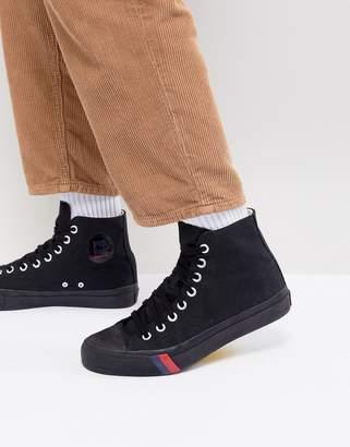Pro-Keds Pro Keds Royal Hi Top Canvas Sneakers