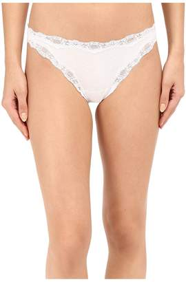 Only Hearts Organic Cotton Lace Thong Women's Underwear