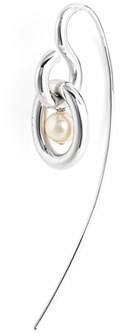 Women's Charlotte Chesnais Synthetic Pearl Swing Earring (Nordstrom Exclusive) $635 thestylecure.com