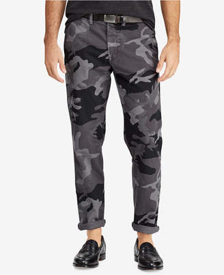 Polo Ralph Lauren Men's Camouflage Stretch Chino Pants