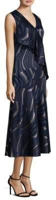 Lafayette 148 New York Simone A-Line Dress
