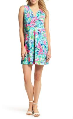 Lilly Pulitzer R) Essie Shift Dress