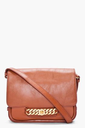 Marc by Marc Jacobs Medium Brown Katie Day Box Bag