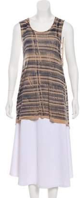 Raquel Allegra Sleeveless Knit Tunic