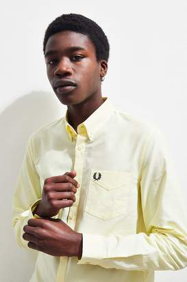 Fred Perry Classic Oxford Button-Down Shirt