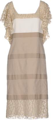 Kiton Knee-length dresses