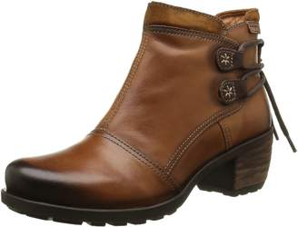 PIKOLINOS Womens Le Mans 838-8696 Leather Boots 37 EU