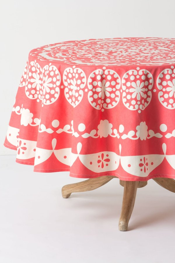 Mina Tablecloth, Round