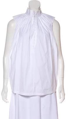 Givenchy Cap Sleeve Top