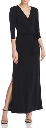 Leota Perfect Wrap Maxi Dress $138 thestylecure.com