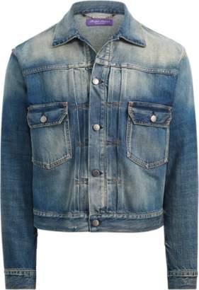Ralph Lauren Slim Denim Trucker Jacket
