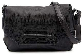 Liebeskind Berlin Yokotef Ombre Lizard Embossed Leather Crossbody Bag