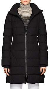 Herno Women's Down Long Puffer Coat - Black