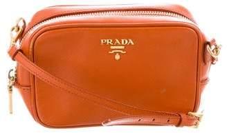 Prada Mini Saffiano Camera Crossbody Bag