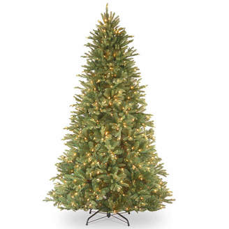Tiffany & Co. NATIONAL TREE CO National Tree Co. 7 1/2 Foot Fir Pre-Lit Christmas Tree