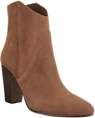 Vince Camuto Suede Ankle Boots - Creestal