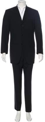 Canali Three-Button Wool Suit