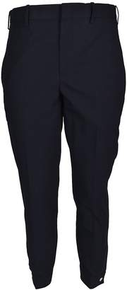 Neil Barrett Marcelo Burlon Button Trousers