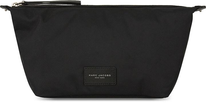 Marc JacobsMARC JACOBS Large nylon cosmetics pouch