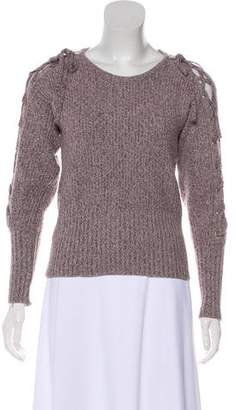 Rebecca Minkoff Long Sleeve Knit Sweater
