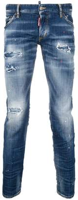 DSQUARED2 Regular Clement jeans