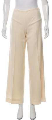 Ralph Lauren Black Label Wool Wide-Leg Pants