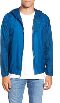 Patagonia 'Houdini' Slim Fit Water Repellent Hooded Jacket