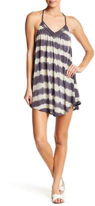 Anama Tie-Dye Braided Strap Dress