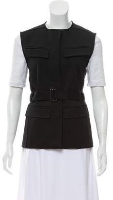 Reed Krakoff Casual Belted Vest