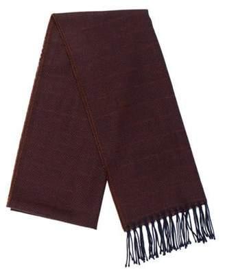Church's Wool Printed Scarf brown Wool Printed Scarf