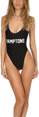 Private Party Hamptons One Piece Swimsuit