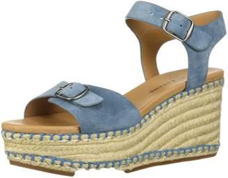 Lucky Brand Women's NAVEAH3 Espadrille Wedge Sandal