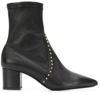 Fabio Rusconi studded ankle boots
