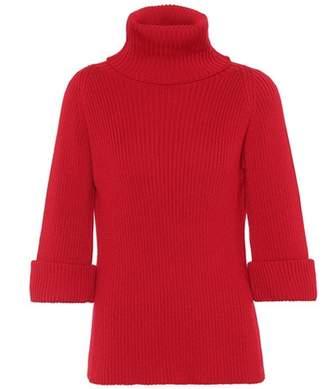 RED Valentino Virgin wool turtleneck sweater