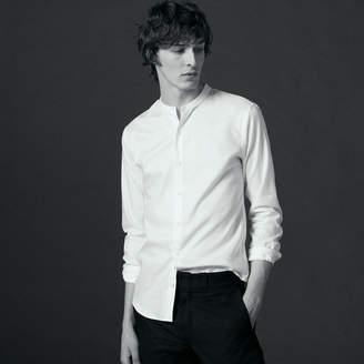 Sandro Shirt with mandarin collar